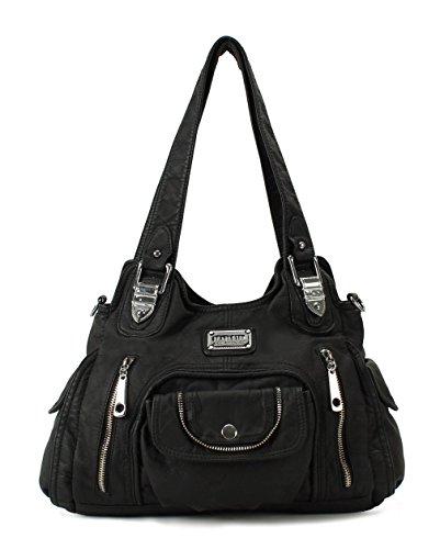 Scarleton Soft Two Tone Fashion Shoulder Bag H1635
