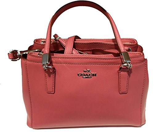 New Coach F34797 Crossbody in Leather Shoulder Bag