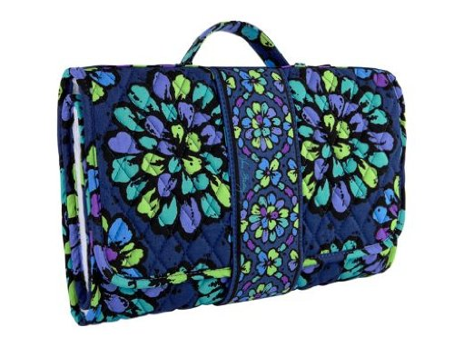 Vera Bradley Changing Pad Clutch in Indigo Pop