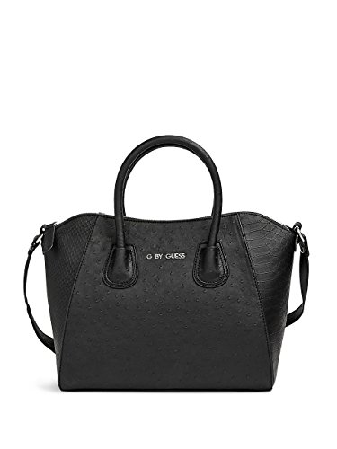 G by GUESS Women's Maelle Embossed Satchel