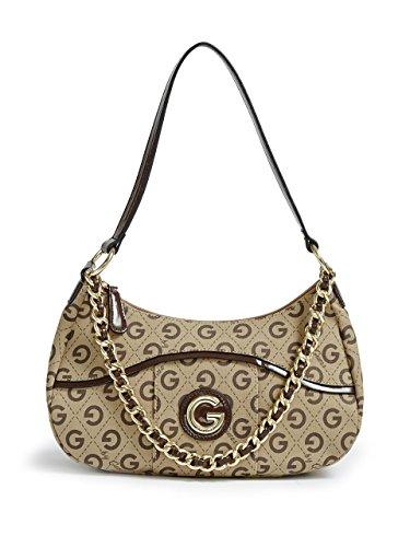G by GUESS Women's Rishi Top-Zip Bag