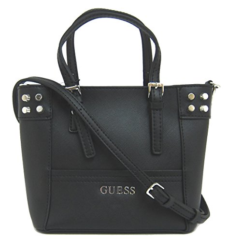 GUESS Delaney Mini Tote Bag, Black