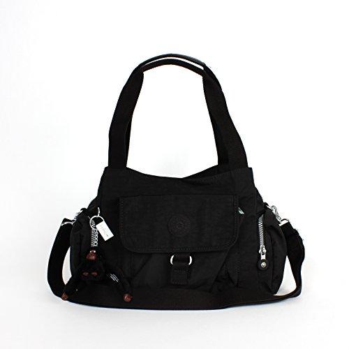 Kipling Fairfax Shoulder Bag Crossbody Black
