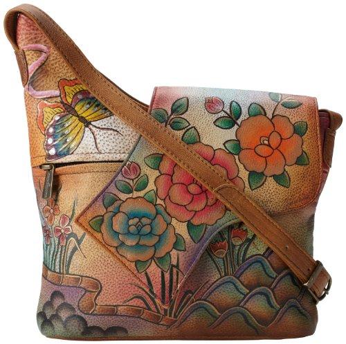 Anuschka 257 Flap Bag