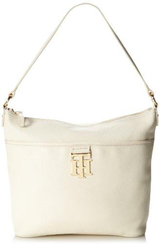 Tommy Hilfiger MoNogrammed II Bucket Shoulder Handbag