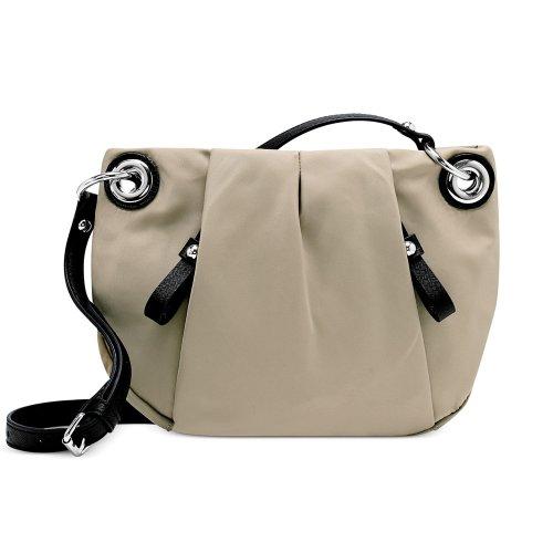 Vince Camuto Handbag, Cris Nylon Crossbody Bark/black