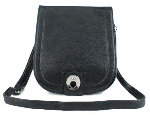 Scarleton Three Division Shoulder Bag H1271