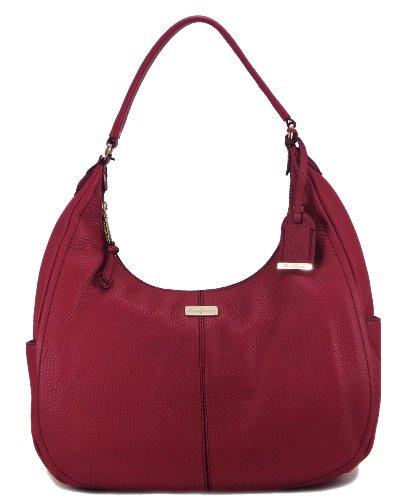 Cole Haan Women's Village Hobo Shoulder Handbag, Winery, One Size