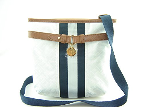 Tommy Hilfiger Small Xbody Crossbody Handbag White