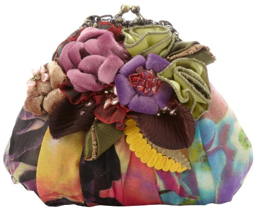 Mary Frances Jewel Bug Mini Bag