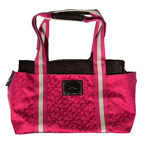 Tommy Hilfiger Womens Purse Medium Iconic Bag Pink