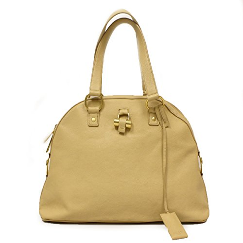 YSL Camel Leather Muse Bag 311226