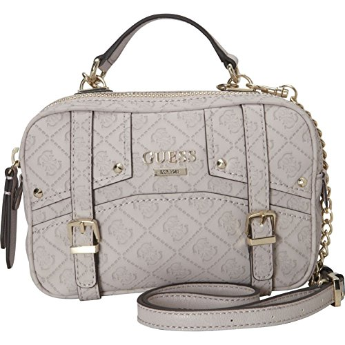GUESS Rikki Crossbody Bag (Lilac)