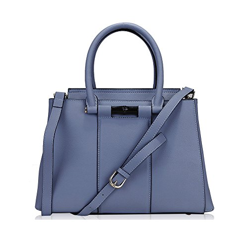 Kattee Ladies Cool Summer Series Leather Satchel Handbag