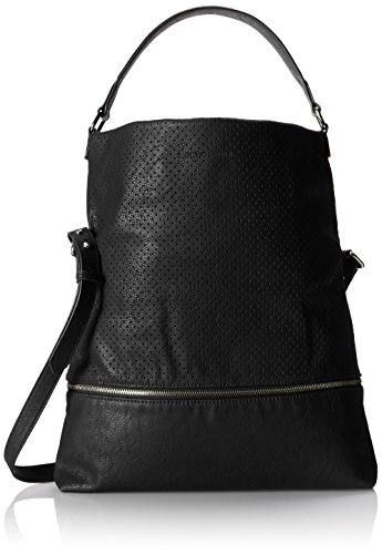 BCBGeneration Owen The Almost Famous Zipper Hobo Shoulder Bag