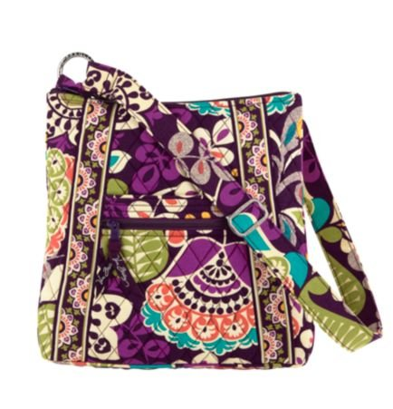 Vera Bradley Hipster Color: Plum Crazy 11262-138