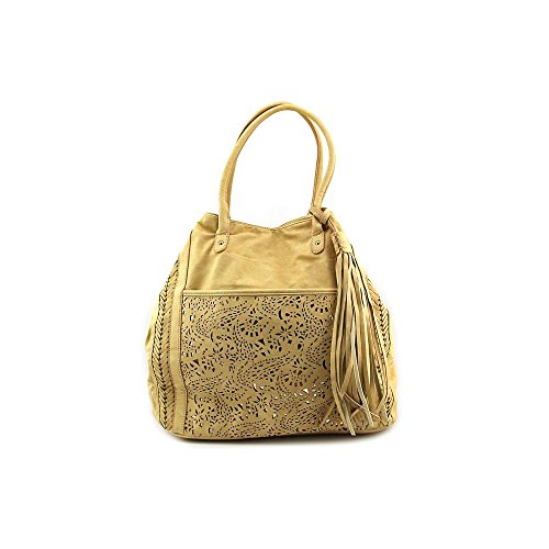 Steve Madden Largo Womens Synthetic Tote