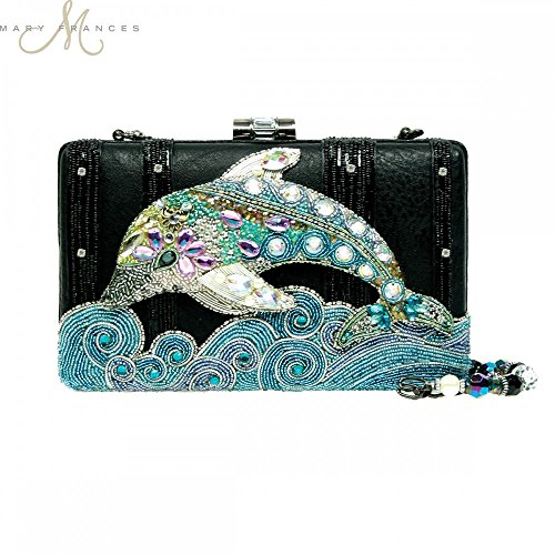 Mary Frances Splish Splash Handbag