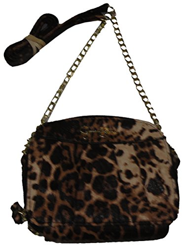 "Jessica Simpson Women's/Girl's ""Patty"" Xbody/Crossbody Handbag, Walnut Multi"