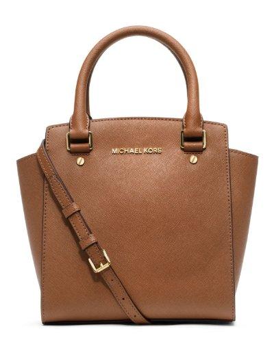 MICHAEL Michael Kors Large Selma Saffiano Messenger Bag