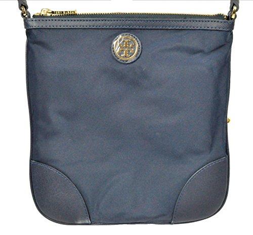 Tory Burch Dena Swingpack Normandy Blue Nylon