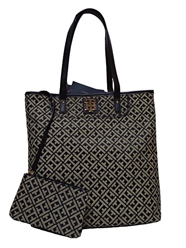 Tommy Hilfiger Shopper Tote Handbag Bag
