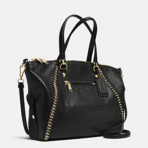Coach Prairie Satchel in Whiplash Leather #34339
