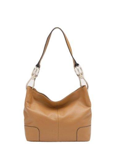 Tosca Hand Bag Handbag Purse 640 – (multiple colors), Tan