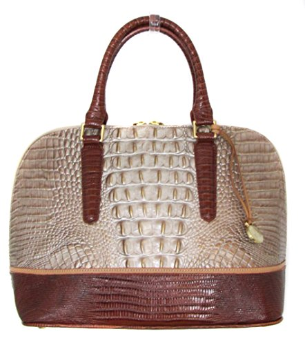 Vivian Aztec Tri-Texture Shoulder Bag Purse