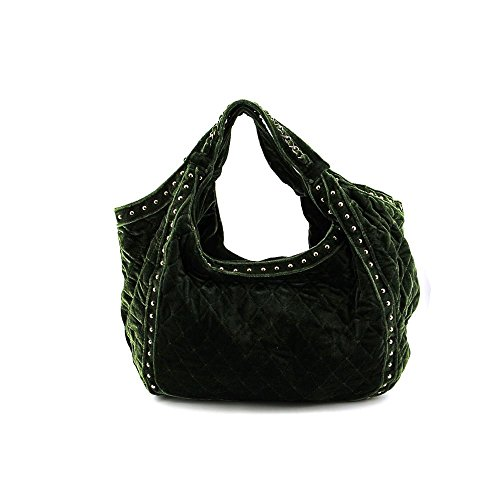 Steve Madden Jan Womens Cotton Hobo