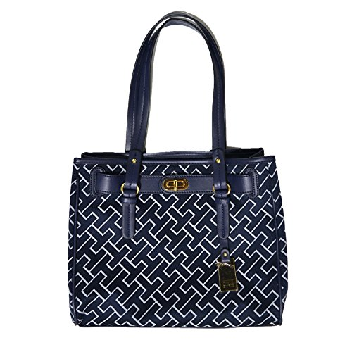 Tommy Hilfiger Shopper Purse in Navy