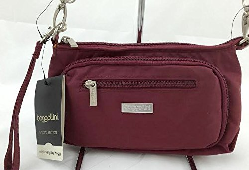 Baggallini Special Edition Mini Everyday Bagg – Mulberry