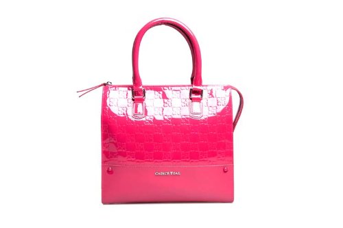 Authentic cadice toal shoulder bag tote pink 9238 2014 new