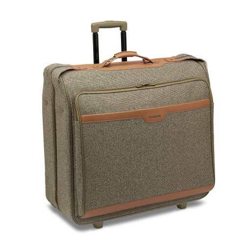Hartmann Luggage Tweed Classic 50 Inch Mobile Traveler Garment Bag