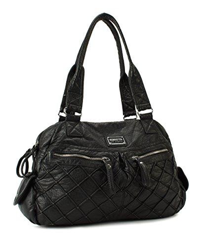 Scarleton Criss Cross Shoulder Bag H1626