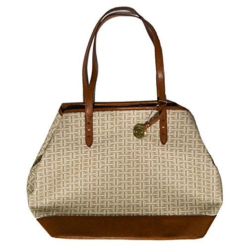 Tommy Hilfiger Large Shopper Shoulder Bag Womens Purse