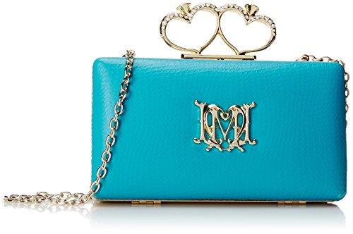 Love Moschino W Hearts Evening Bag