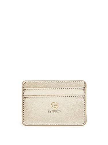 G by GUESS Women's White Card Holder