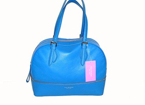 Isaac Mizrahi New York the Diana Collection Tote Bag Sky Blue
