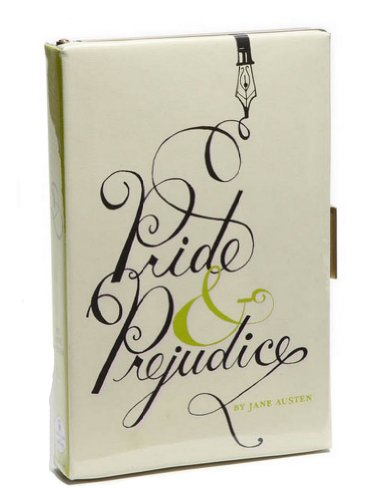 Kate Spade New York 'Book of the Month' Pride and Prejudice Book Clutch, Multi