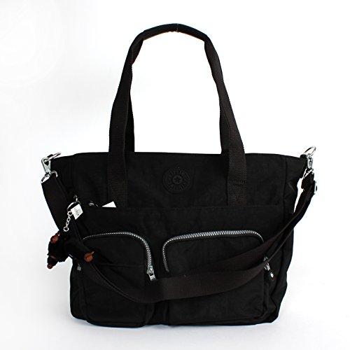Kipling Sady Tote Handbag Black