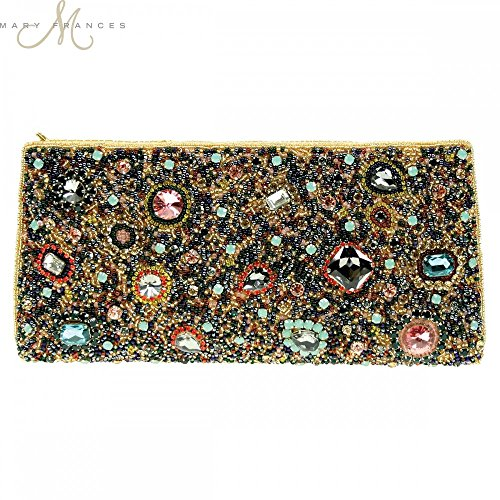 Mary Frances Starry Starry Night Handbag
