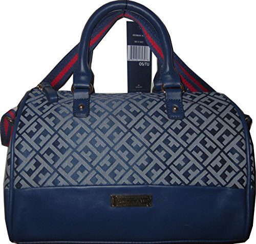Tommy Hilfiger Handbag Box X Bag Canvas Navy