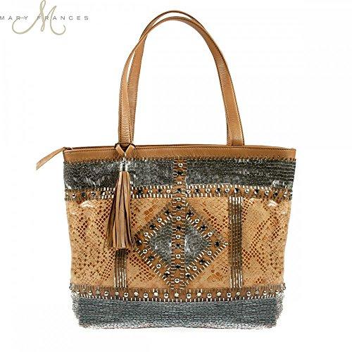 Mary Frances Rise And Shine Handbag