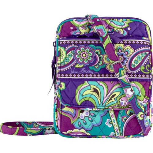 Vera Bradley Mini Hipster Crossbody (Heather)