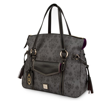 Disney Haunted Mansion Smith Bag By Dooney & Bourke Limited