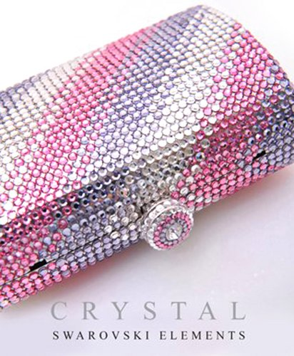 Swarovski Crystal Elements 390 Rainbow Evening Handbag