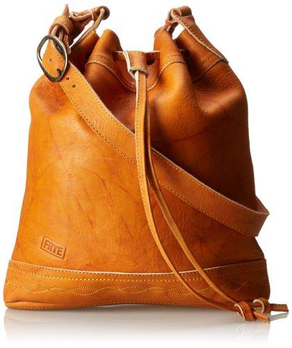 FRYE Campus Drawstring Cross-Body Handbag