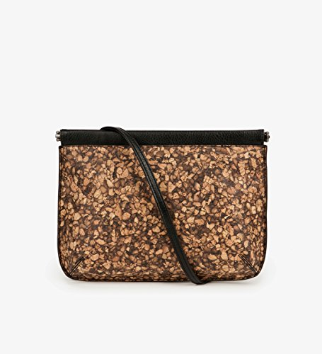 Matt & Nat Ohara Cork Clutch, 100% Vegan, Natural (Cork)