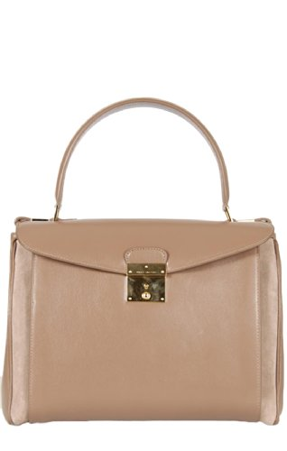 Marc Jacobs Metropolitan Flap-Top Satchel Bag